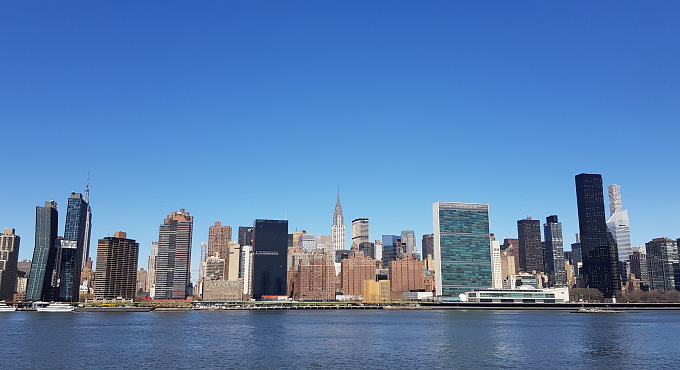 New York Skyline1