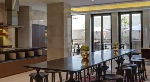 park hyatt abu dhabi hotel and villas residence kitchen